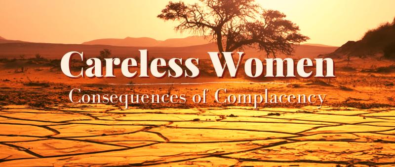 Careless Women podcast episode on All God's Women