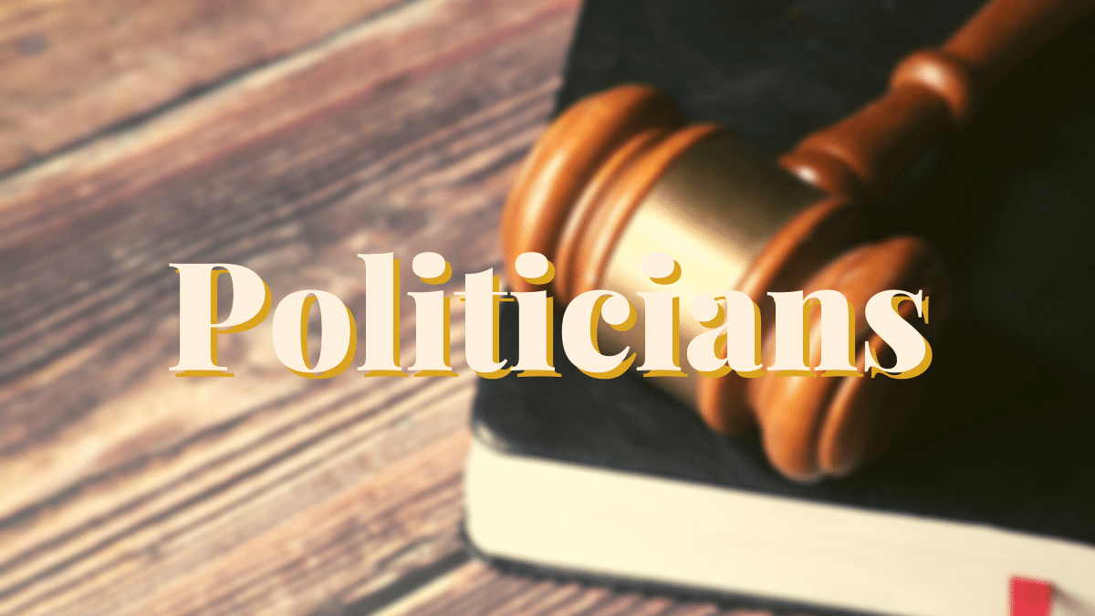 Women of the Bible involved in politics