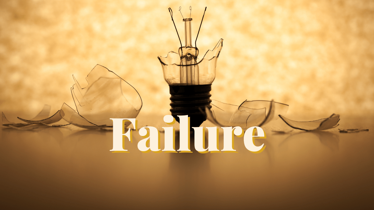 Women of the Bible who dealt with failure