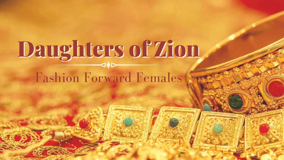 Daughters of Zion podcast episode on All God's Women