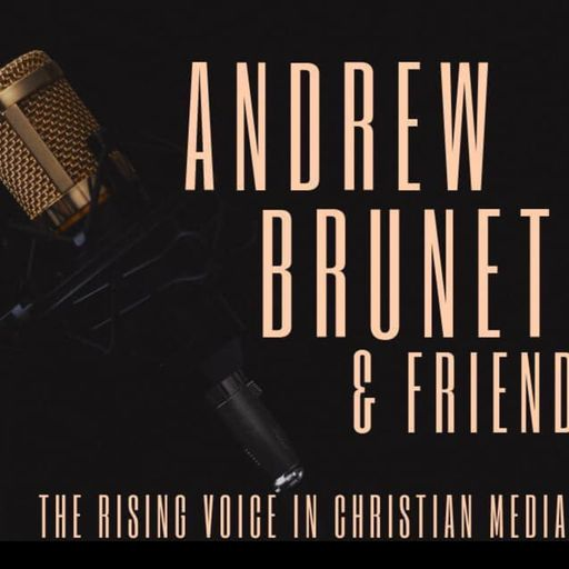 Andrew Brunet and friends