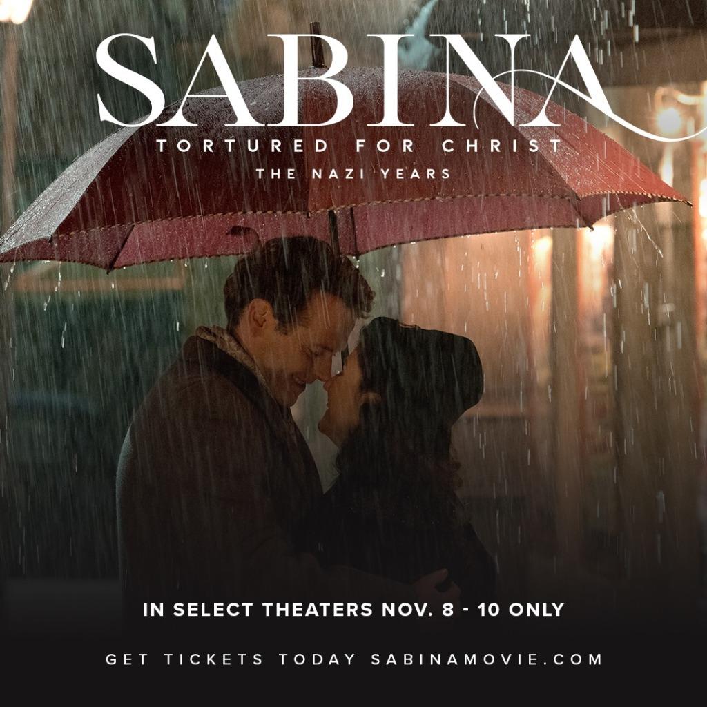 Sabina: Tortured for Christ